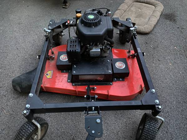 Photo DR Field and Finish mower - $1,000 (Ithaca)