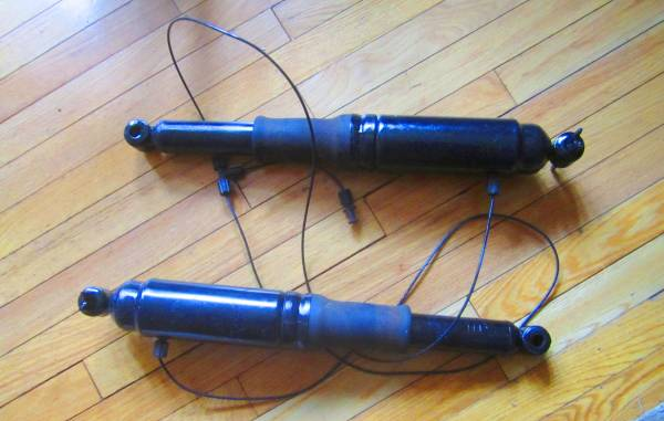 Photo FOR SALE Set of Max-Air Air Shocks 2000 Jeep Cherokee Sport - $50 (Ithaca)