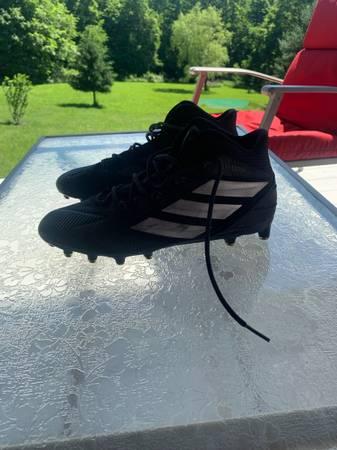 Photo Like New Adidas Football Cleats - $50 (Newfield)