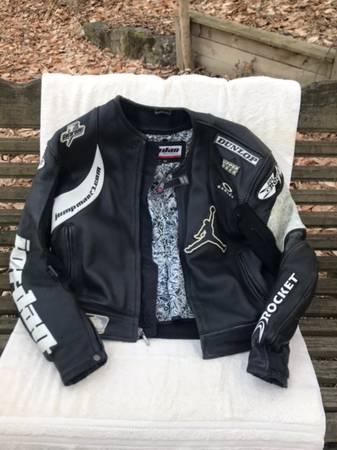 Photo Michael Jordan Joe Rocket Jacket - $350 (Lansing)