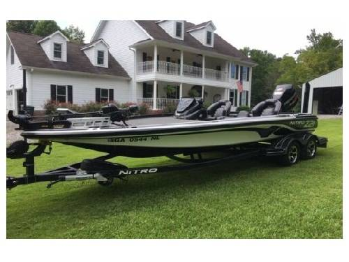 Photo Nitro FishSki Boat for Sale - $15200