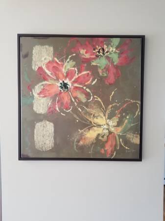 Photo Pier One Framed Canvas Print - $50 (Aurora)
