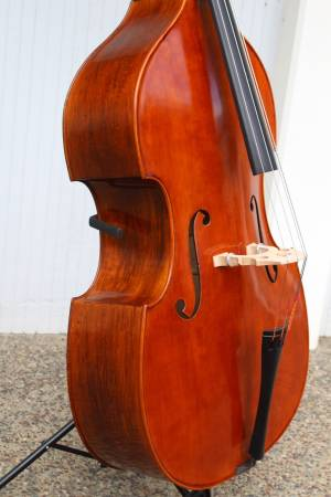 Photo Shen Upright Double Bass - $2,600 (Ithaca)