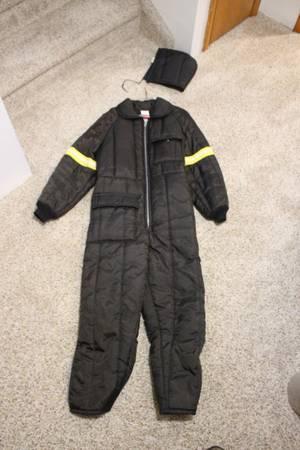 Photo Snowmobile Suit - $25 (Lansing)