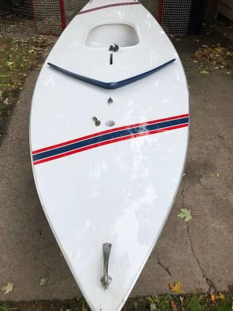 Photo Sunfish Sailboat - $1,000 (West Irondequoit)