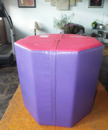 Photo Tumbl Trak Octagon Tumbler 35x35 - $450 (Candor)