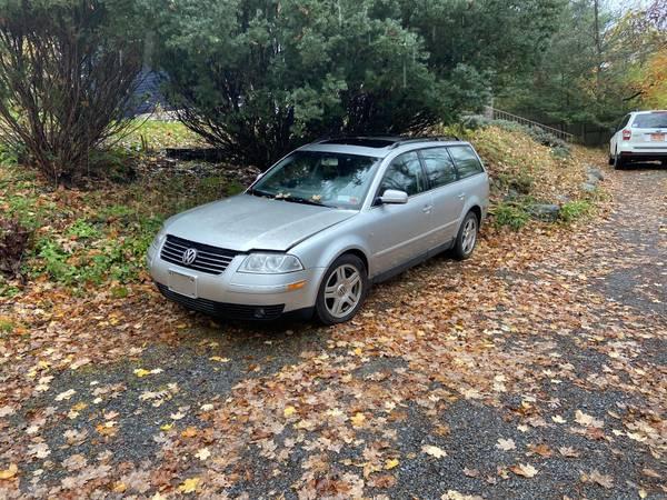 Photo VW Passat Wagon - $1,250 (Ithaca)