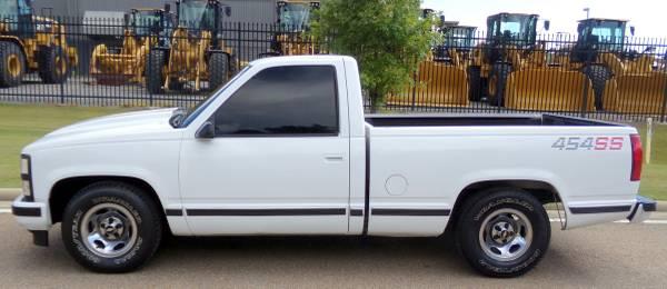 Photo 1990 Chevrolet Silverado 454ss CK 1500 Truck 454 SS Can Ship - $18,500 (Jackson)