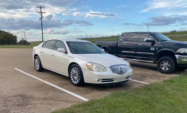 Photo 2008 Buick Lucerne SUPER V8 - $6,200 (Jackson)