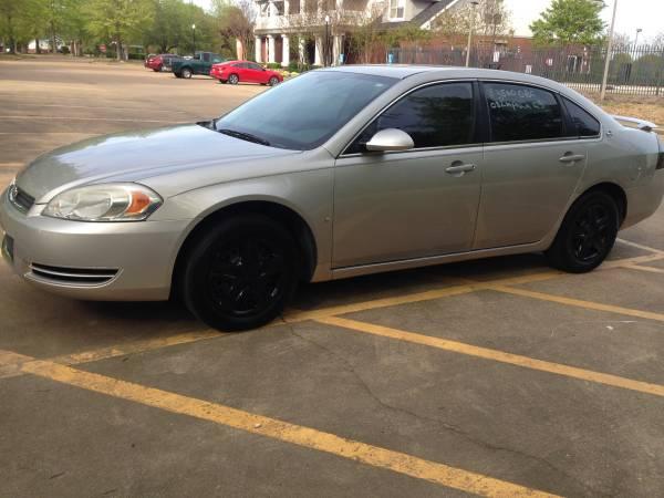 Photo 2008 Chevy Impala - $2500