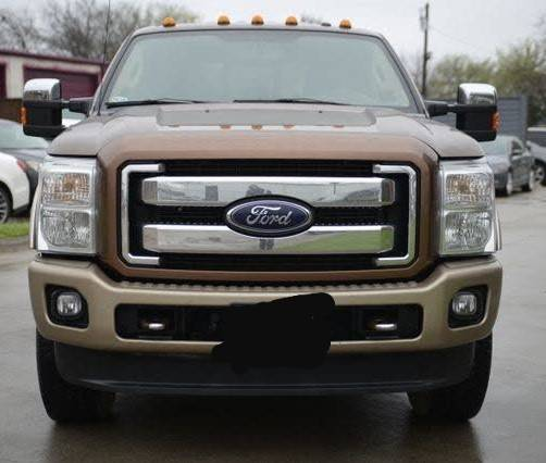 Photo 2012 Ford F350 SUPER DUTY King Ranch 4x4 Diesel - $16800 (Deer Park)