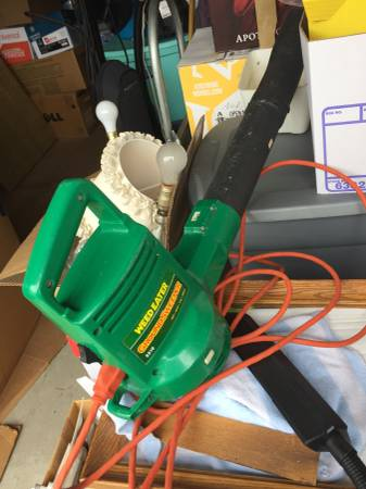 Photo Blower, Weed Eater- Electric - $30 (Flowood, MS)