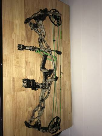 Photo Hoyt Carbon RX-1 Ultra - $800 (Forest)