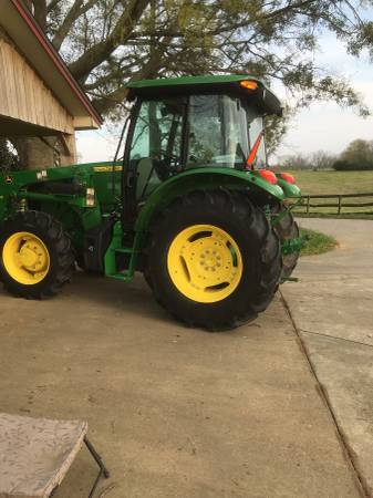 Photo JOHN DEERE Tractor for sale - $51000 (Mount olive ms)