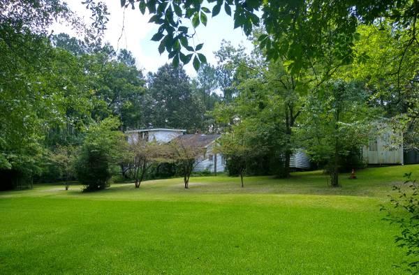 Photo LandReal Estate, wsmall older house, 45 min N of Jackson (N of Jackson MS)