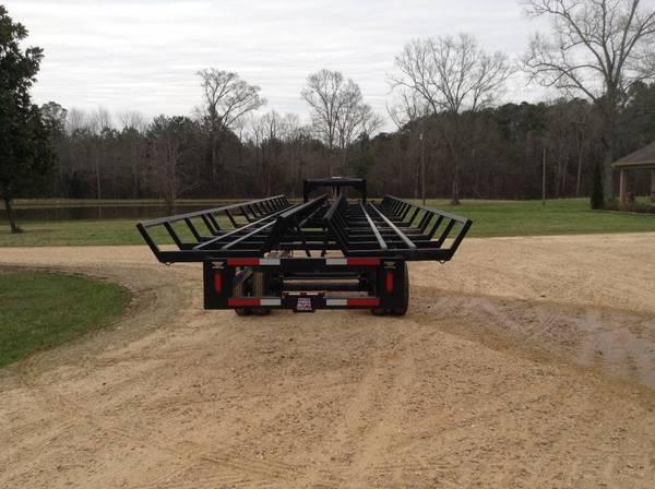 Photo NEW Better Built Hay Trailer - $10000 (Harrisville)