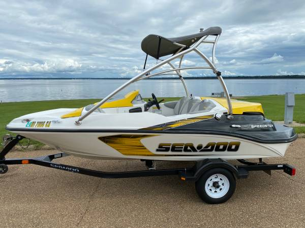 Photo Seadoo 150 Speedster boat - $11800 (Madison)