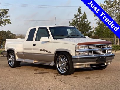 Photo Used 1997 Chevrolet Silverado 1500 2WD Extended Cab for sale