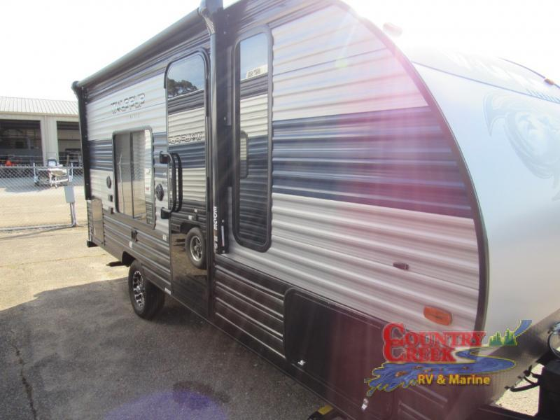 Photo 2021 Forest River Rv Cherokee Wolf Pup 16FQ $ 23919