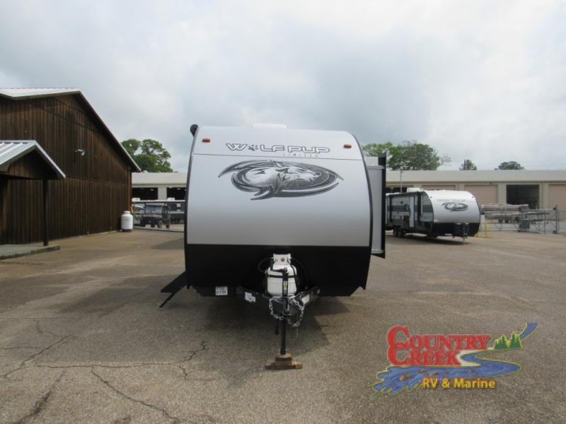Photo 2021 Forest River Rv Cherokee Wolf Pup 17JG $29056