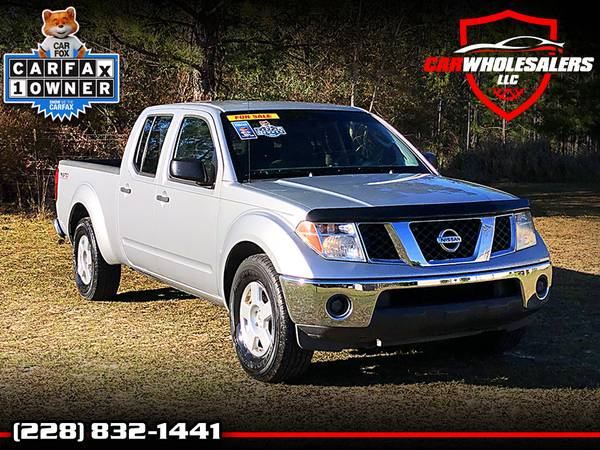 Photo quotquot SUPER SHARP quotquot 2007 NISSAN FRONTIER LE NISMO CREW CAB  - $8795 (Saucier, MS)