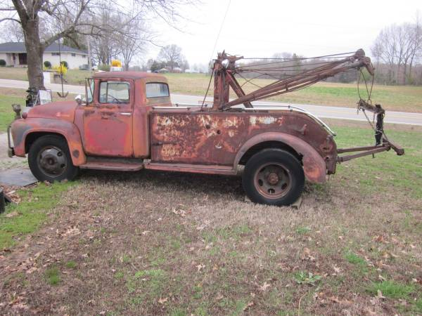 Photo 1956 Ford F 650 and 1960 F 350 - $2950 (Bradford, TN)