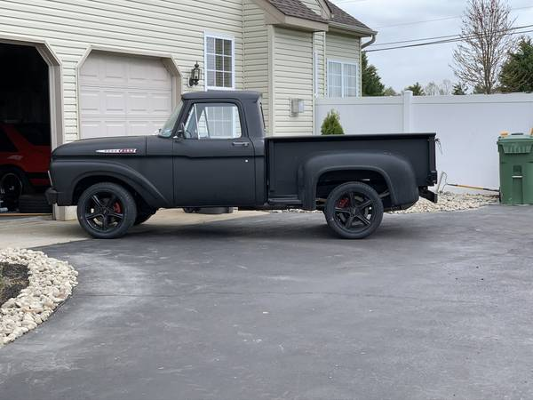 Photo 1961 Ford F100 Step-Side truck body only - $5,000 (jackson)