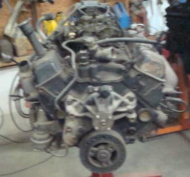 Photo 1985 Chevy 305 4 Barrel Engine - $350 (Waverly)