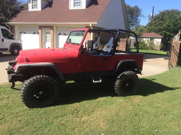Photo 1992 Jeep for sale - $4200 (Dyersburg)