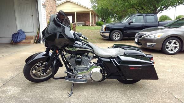Photo 2003 Harley Davidson Electra Glide 100th Anniversary - $8000 (Lexington)