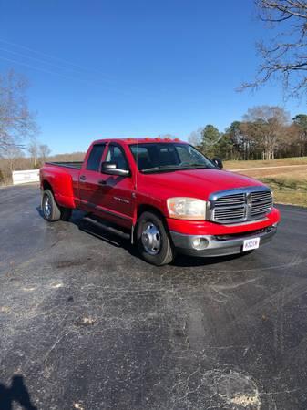 Photo 2006 Dodge 3500 - $14500 (Lexington Tn)