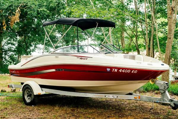 Photo 2007 Sea Ray 185 Sport Ski and Wakeboard Boat - $15,300