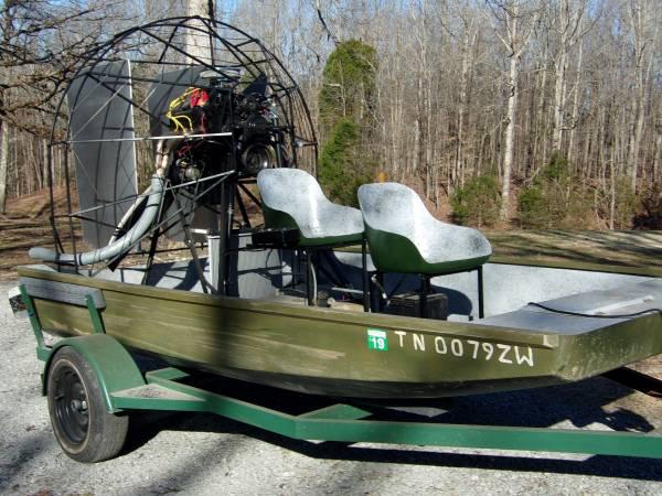 Photo Airboat - $6200 (CAMDEN)