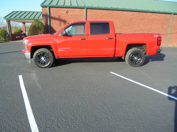 Photo Chevrolet Silverado LT Z71 - $17,500 (Trezevant Tn.)