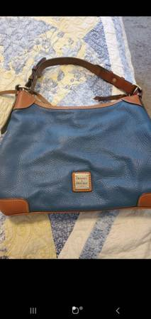 Photo Dooney and Bourke purse - $100 (Jackson)