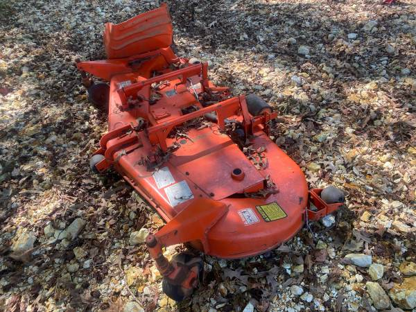 Photo Kubota RC72-36A Belly Mower - $900 (Holladay)