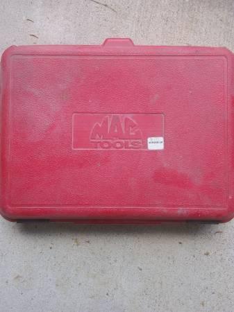 Photo Mac tools 38 air drill - $200 (Milan)