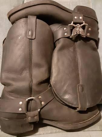Photo Mens Harley davidson boots - $50 (Milan)