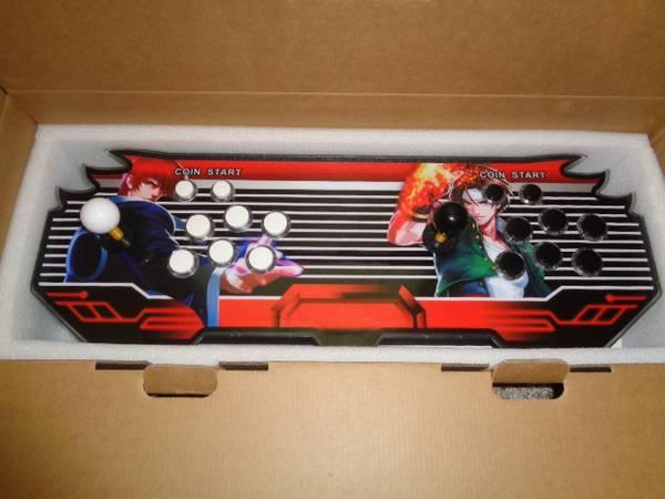 Photo Pandora Box 18s 4500 Video Games 3D  2D, 2 player Arcade extra board - $135 (Humboldt)