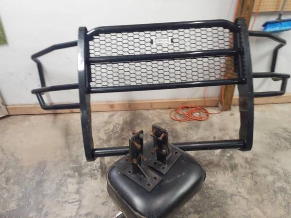Photo Ranch Hand Brush guard - $350 (Sharon)
