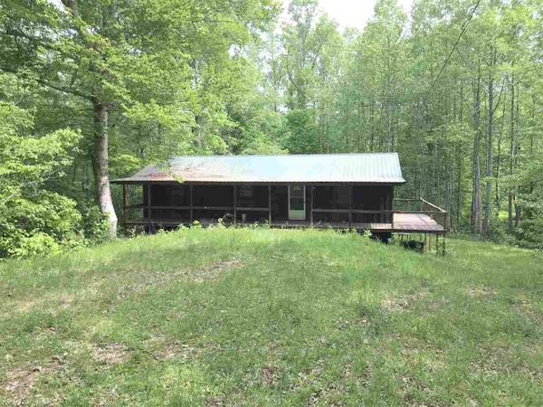 Photo Secluded Cabin TN, 107 Ac Unrestricted, Hunting, Creek, House, Shop (Cedar Grove TN)