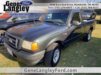 Photo Used 2004 Ford Ranger XLT for sale