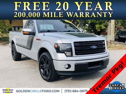 Photo Used 2014 Ford F150 2WD FX2 for sale