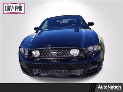 Photo Used 2014 Ford Mustang GT Premium for sale