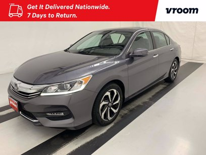 Photo Used 2017 Honda Accord EX-L Sedan for sale