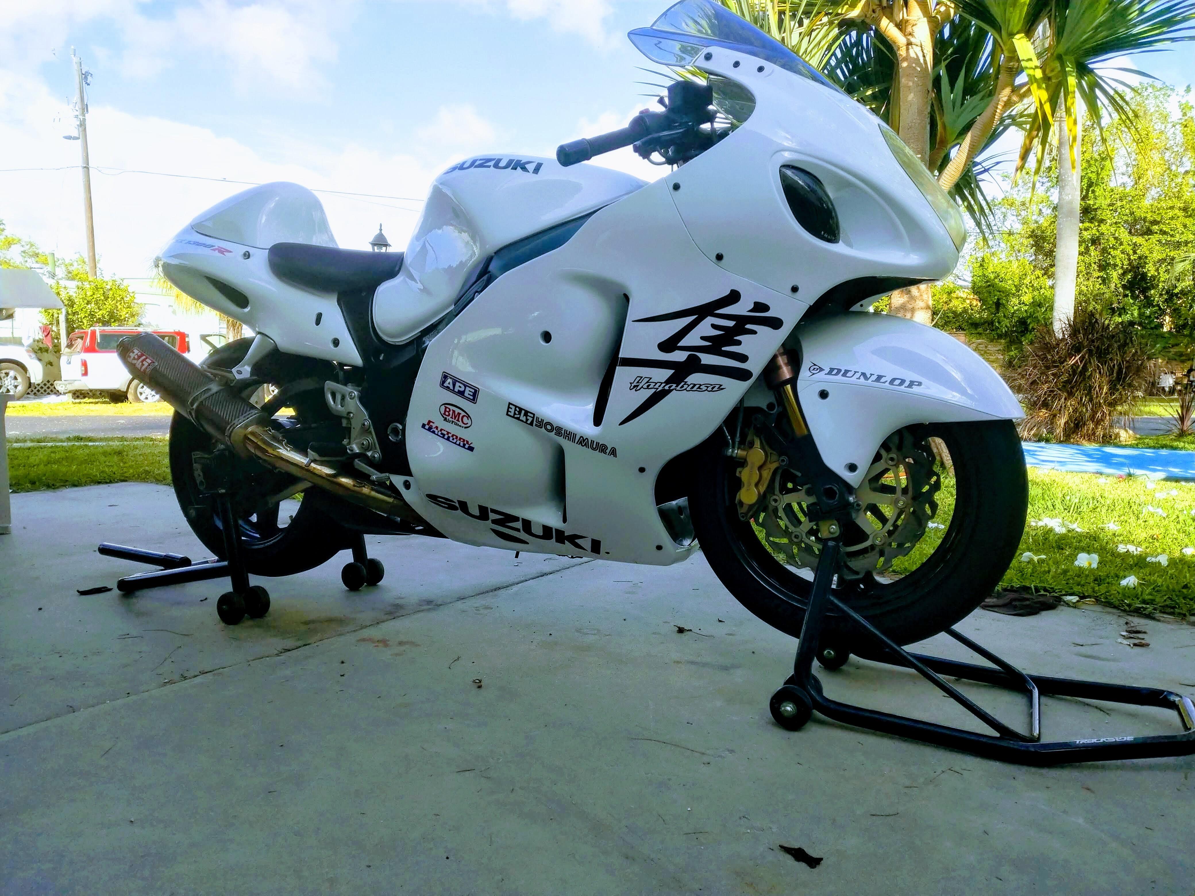 Photo 2007 Suzuki HAYABUSA LIMITED EDITION $169.60169.60