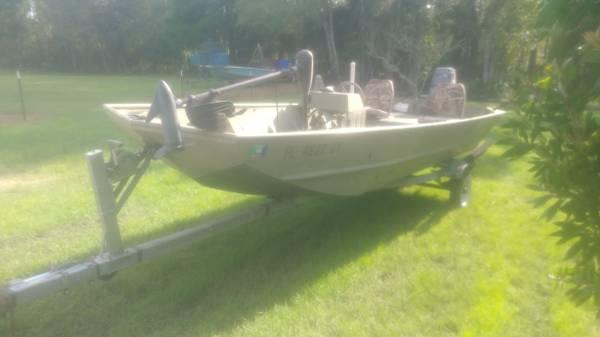 Photo 1639 Sea Nymph Aluminum Jon Boat - $4,000 (Jacksonville)