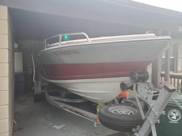 Photo 1987 2139 fourwinns 210 horizon - $3,500 (Jacksonville)