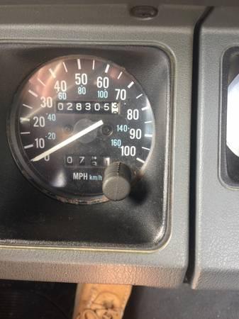 Photo 1988 Jeep Wrangler YJ - $9500 (Ponte Vedra)