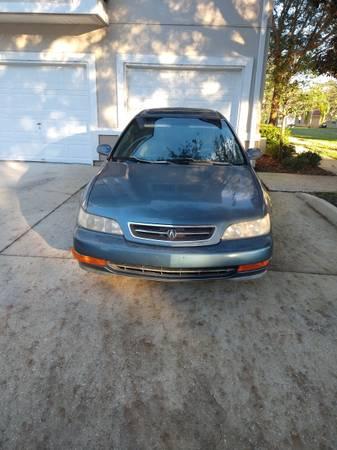 Photo 1997 Acura CL - $800 (Jacksonville)